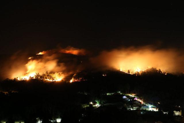 Información relevante para los afectados en los incendios de Galicia