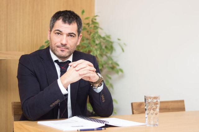 Manuel Rivera Viéitez, un CEO con amplia experiencia.