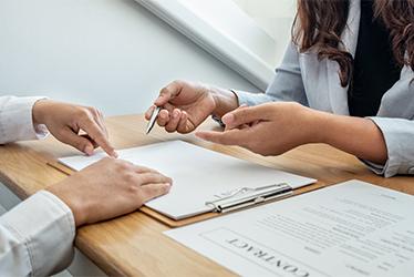 Contratos temporales ligados a contratas